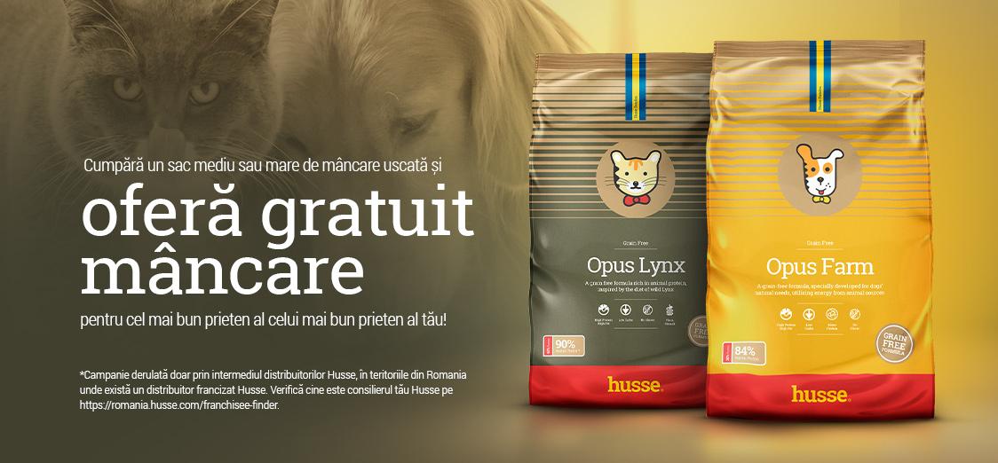 Opus Free Food
