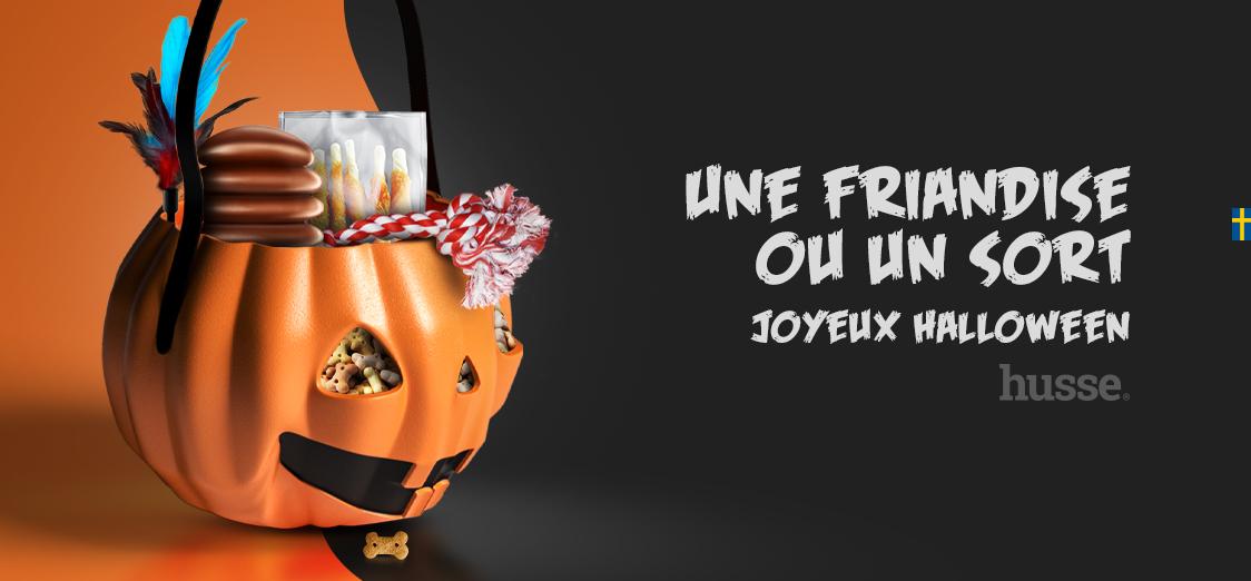 Halloween friandise