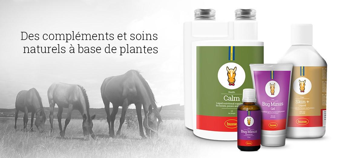 Produits pour chevaux naturels : Soins et phytothérapie