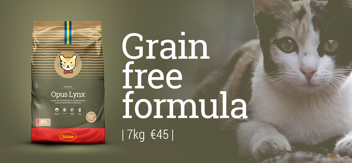 grain free, opus lynx, cat food