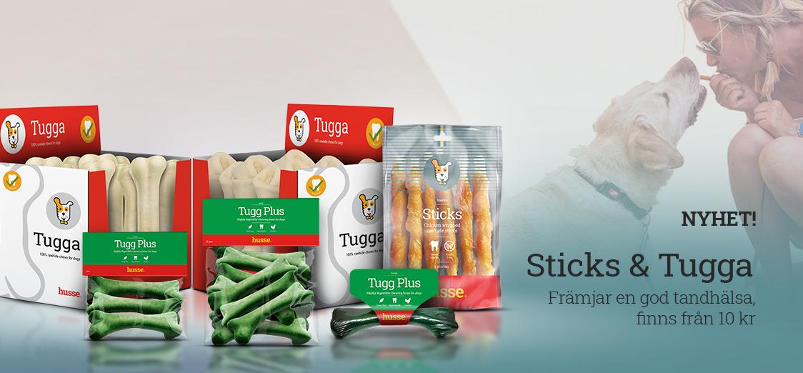Stick & Tugga