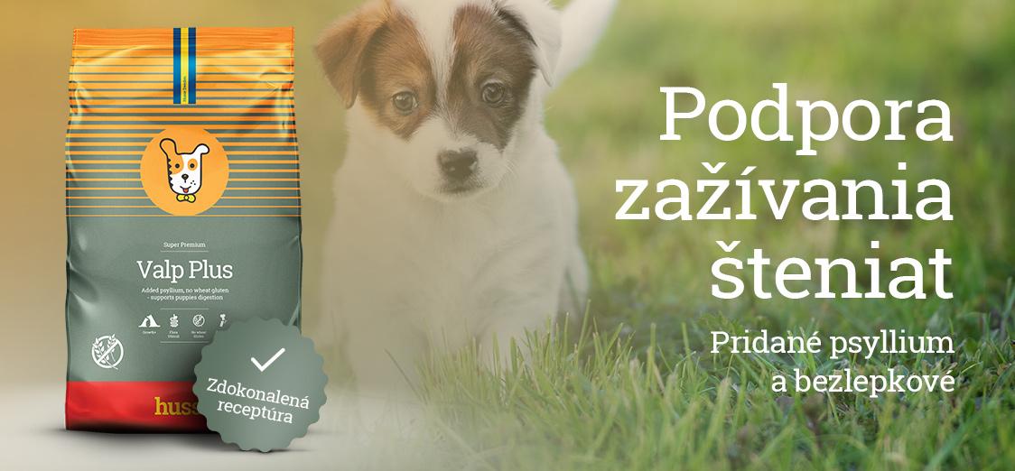 krmivo pre šteňa