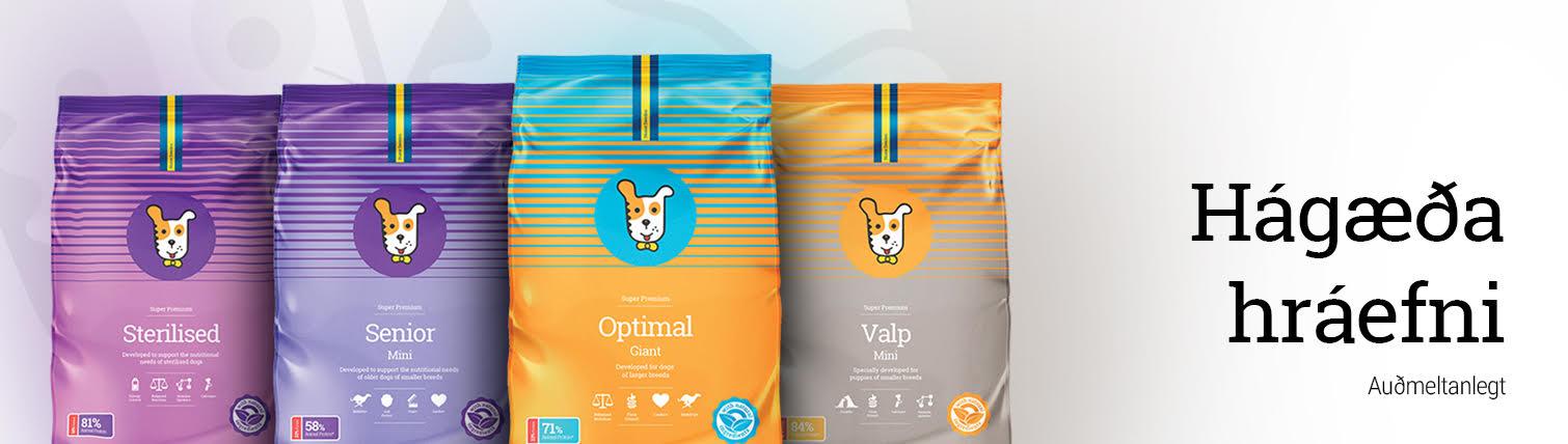 Super Premium fyrir fullorðna hunda