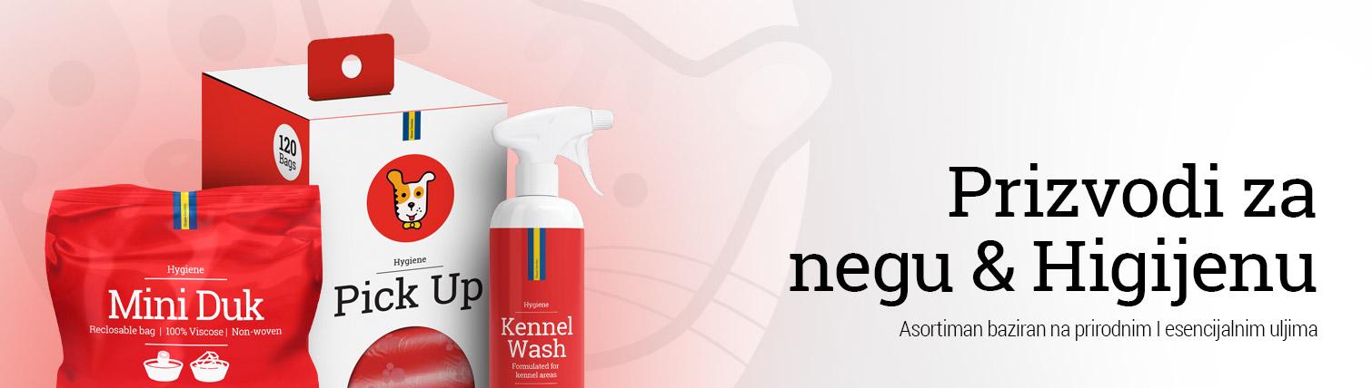 Higijenski proizvodi za pse