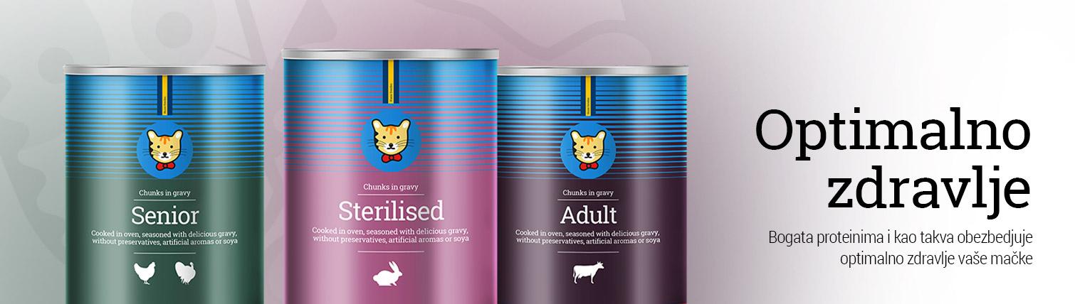 Vlažna hrana za mačke