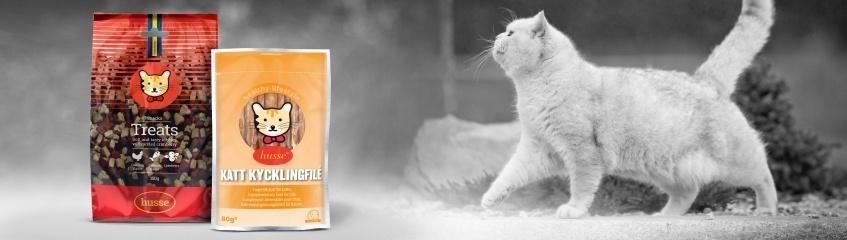 Kattgodis för katter