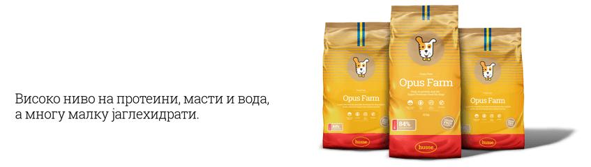 Grain free (Без житарки)
