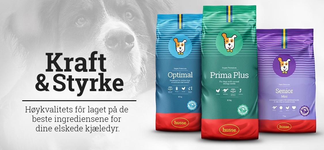 Tørrfôr for Hunder