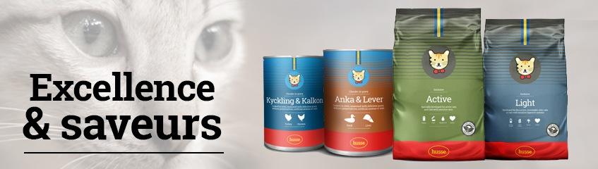 Nutrition, litière et phytothérapie pour chat