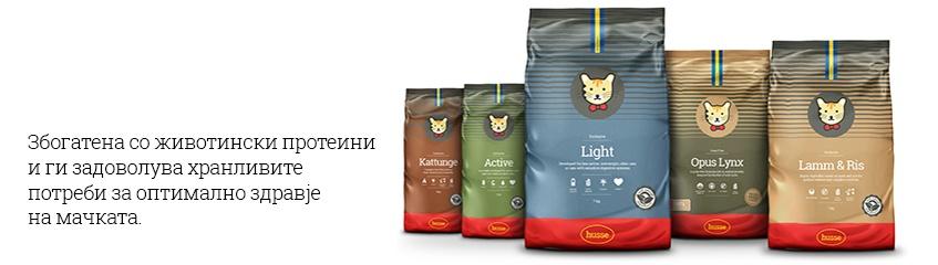 Сува храна за мачки - Дехидрат