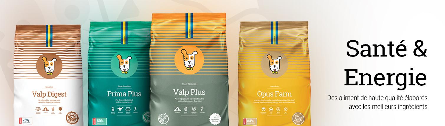 Produits pour chien