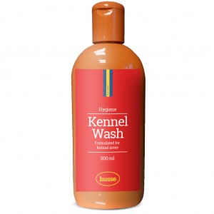 Husse - Kennel wash: 500 ml