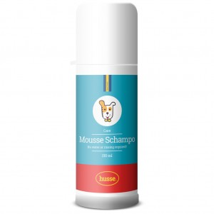 Mousse Schampo: 150 ml