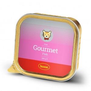 Gourmet Fisk: 32x100 gr
