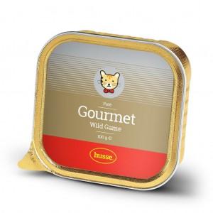 Gourmet Paté med vildt: 100 gr