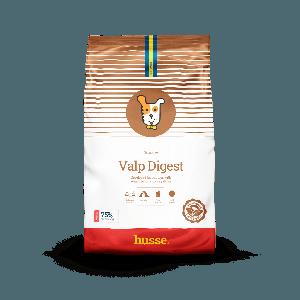 Valp Digest: 12,5 kg
