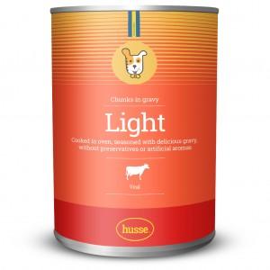 Light: 1275 g