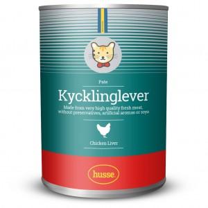 Kycklinglever: 400 g
