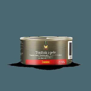 Tuna in Gelly: 80g