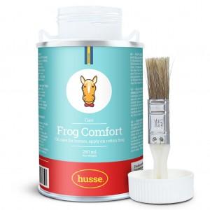 Frog comfort