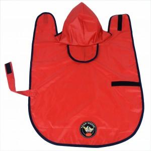 Rain coat with team husse logo: 45 cm