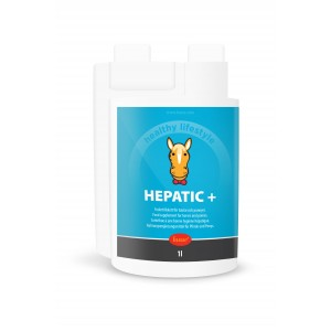 Hepatic +: 1 l