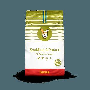 Kyckling & Potatis: 15 kg