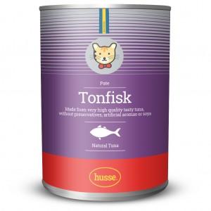 Консервы для кошек тунец