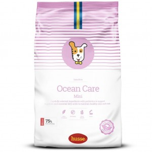 Корм сухой OCEAN CARE MINI, для маленьких собак, 7 кг, Husse