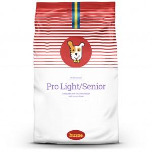 Корм сухой PRO LIGHT/SENIOR, для собак, 20 кг, Husse