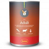 Консервы ADULT PATE, для взрослых собак, 400 г, Husse