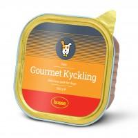 Паштет Gourmet Kyckling для собак с печенью и сердцем 300 г