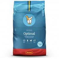 Корм сухой OPTIMAL, для собак, 15 кг, Husse