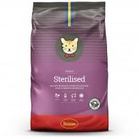 Корм для кошек HUSSE EXCLUSIVE KATT STERILISED 2кг