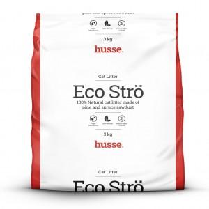 arena de pellets para gatos ecologica Eco Strö: 3kg