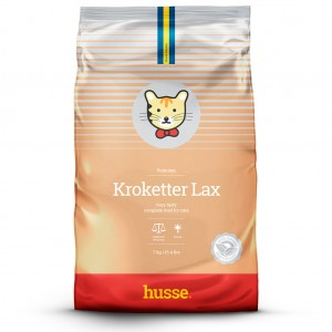 Kroketter Lax, pienso para gatos salmon