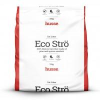 Eco Strö: 3kg, Lecho ecologico de madera para gatos, conejos y otras mascotas.