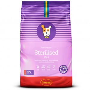 Sterilised Mini: 2kg