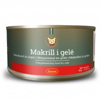 Mackerel in Jelly: 80g