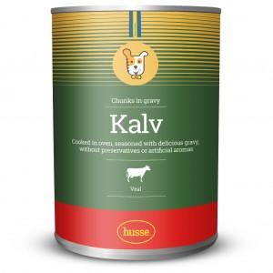 KALV - Kúsky mäsa teľacie