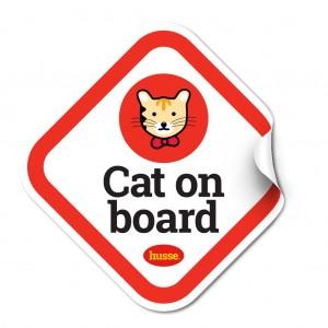 Cat On Board