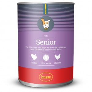 SENIOR - LIGHT PATE: 400 g