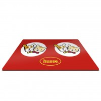Placemat healthy lifestyle