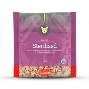 Exclusive Katt Sterilised:100gr