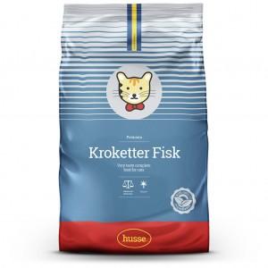 Kroketter fisk: 7 kg