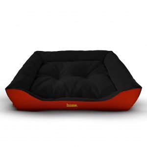 PAUS - DOG BED, BLACK
