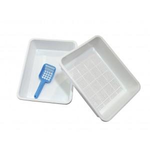Eco Kattströ tray