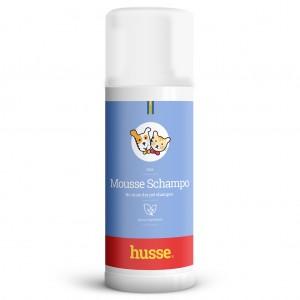 Mousse Shampoo