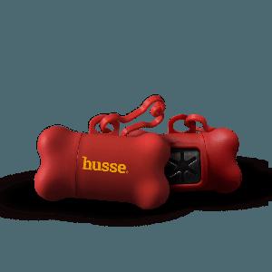 Pick up bag holder