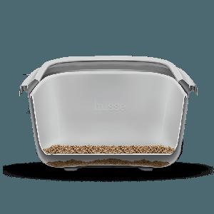 Husse Cat Litter tray, White